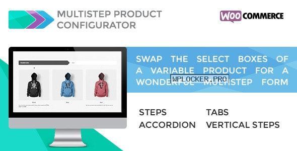 Multistep Product Configurator for WooCommerce v1.2.5