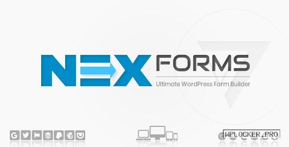 NEX-Forms v7.9.2 – The Ultimate WordPress Form Builder NULLED