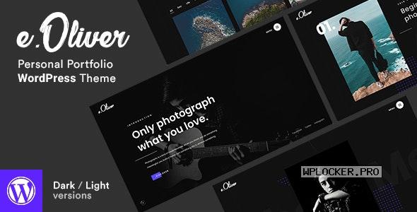 Oliver v1.3.6 – Photography Portfolio Theme