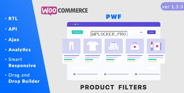 PWF WooCommerce Product Filters v1.3.5