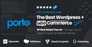 Porto v6.1.5 – Responsive eCommerce WordPress Theme