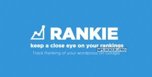 Rankie v1.7.0 – WordPress Rank Tracker Plugin