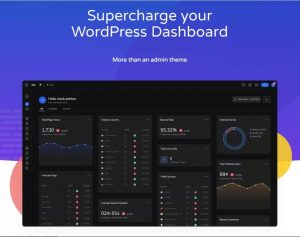 UiPress v2.1.5 – Supercharge your WordPress Dashboard NULLED