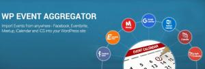 WP Event Aggregator Pro v1.6.1