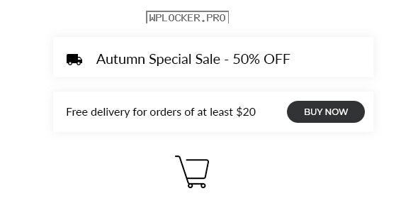 WooCommerce Custom Notification Messages for Shop v1.0