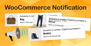 WooCommerce Notification v1.4.2.4 – Boost Your Sales