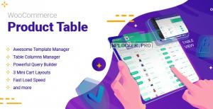 WooCommerce Product Table v2.4.3