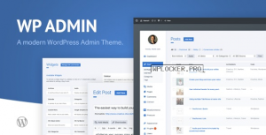 wphave Admin v2.5 – A clean and modern WordPress Admin Theme