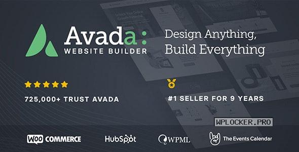 Avada v7.4.2 – Responsive Multi-Purpose Theme NULLED