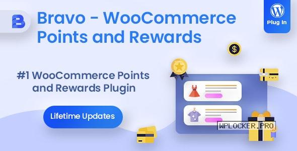 Bravo v2.2.3 – WooCommerce Points and Rewards