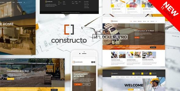 Constructo v4.2.2 – WP Construction Business Theme