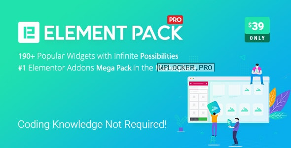 Element Pack v5.11.0 – Addon for Elementor Page Builder NULLED
