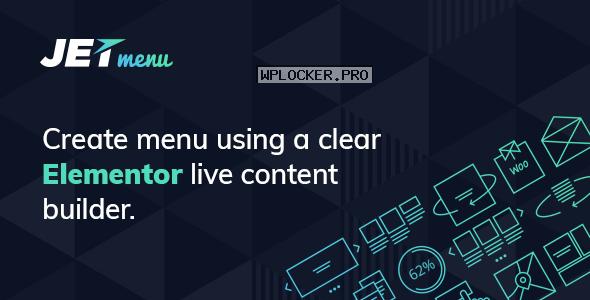 JetMenu v2.1.0 – Mega Menu for Elementor Page Builder