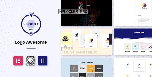Logo Awesome Pro v1.0.5 – Partner & Client Logo Showcase Plugin