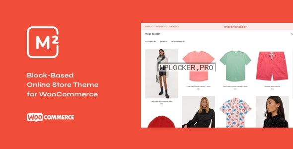 Merchandiser v2.0.6 – eCommerce WordPress Theme