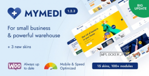 MyMedi v1.2.3 – Responsive WooCommerce WordPress Theme