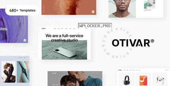 Otivar v1.0.0 – Portfolio Theme for Creatives
