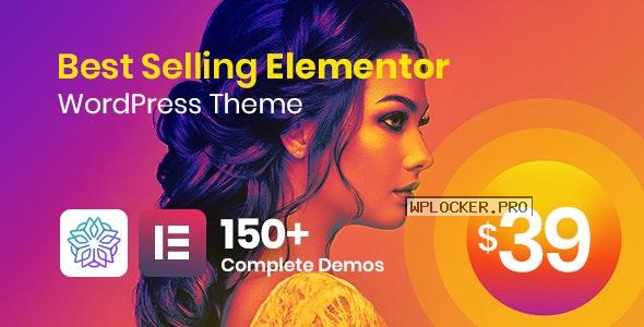 Phlox Pro v5.6.9 – Elementor MultiPurpose Theme NULLED