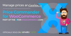 Price Commander for WooCommerce v1.3.0