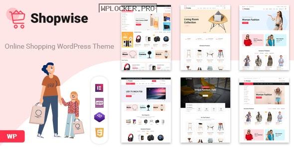 Shopwise v1.5.3 – Fashion Store WooCommerce Theme