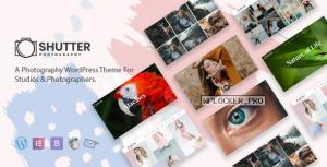 Shutter v2.9.4 – Photography WordPress Theme