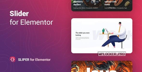Sliper v1.0.3 – Full-screen Slider for Elementor