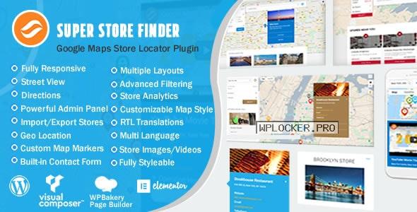 Super Store Finder for WordPress v6.6