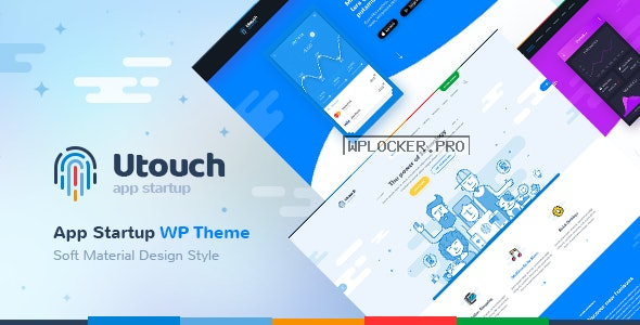 Utouch v3.3 – Startup Business and Digital Technology