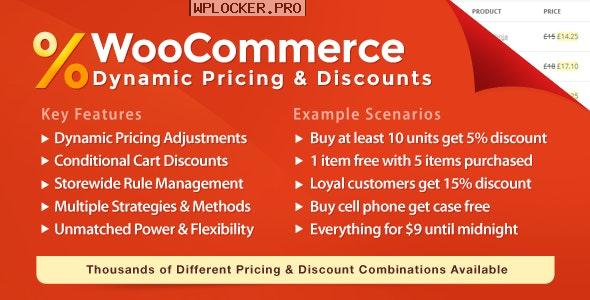 WooCommerce Dynamic Pricing & Discounts v2.4.3