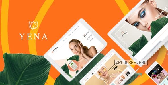 Yena v1.1.5 – Beauty & Cosmetic WooCommerce Theme