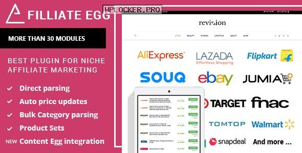 Affiliate Egg v10.2.0 – Niche Affiliate Marketing WordPress Plugin