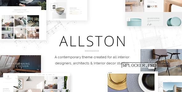 Allston v1.4 – Contemporary Interior Design and Architecture Theme