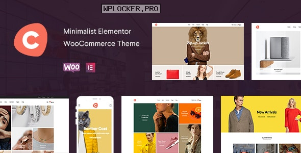 Ciao v1.5.11 – Minimalist Elementor WooCommerce Theme