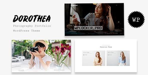 Dorothea v1.0 – Photography Portfolio WordPress Theme