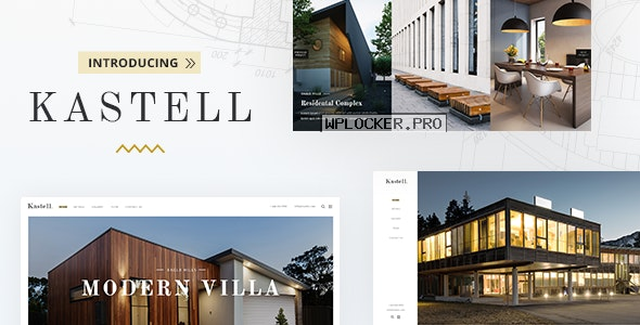 Kastell v1.9 – A Theme for Single Properties and Apartments