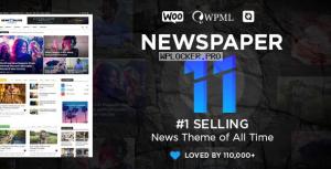 Newspaper v11.3.1 – News & WooCommerce WordPress Theme