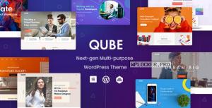 Qube v1.1.5 – Responsive Multi-Purpose Theme