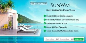 Sunway v4.0 – Hotel Booking WordPress Theme